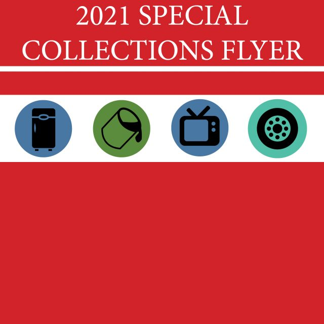 2021 Collection Flyer