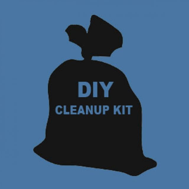 DIY COMMUNITY CLEANUP KIT